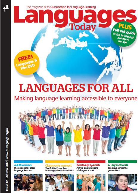 Languages Today issue 12