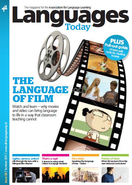 Languages Today issue 8