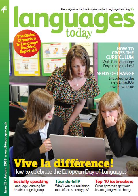 Languages Today issue 3