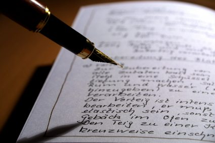 Inspiration, motivation and encouragement – the benefits of writing poems and stories in language learning