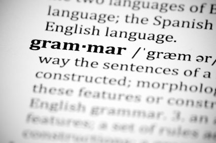 Grammar and Communication: Friends not Foes