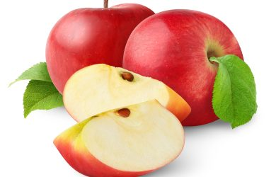 Two apples reds