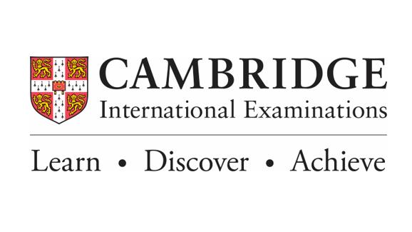 Cambridge International Exam