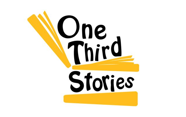 One Third Stories logo 640x402