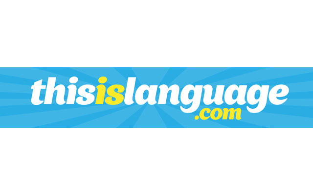 This is Language logo 640x402