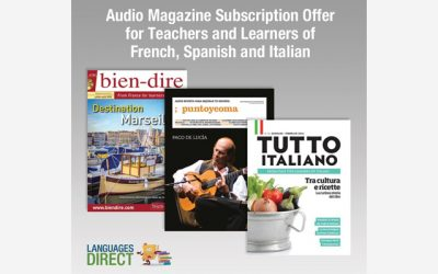 Special offer for ALL members from Languages Direct