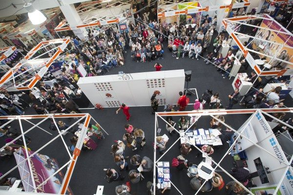 Book your stand for Language Show – London 2016