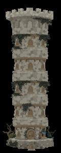 Language Magician Tower