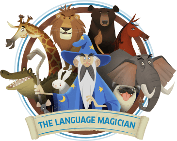 THE LANGUAGE MAGICIAN for Secondary