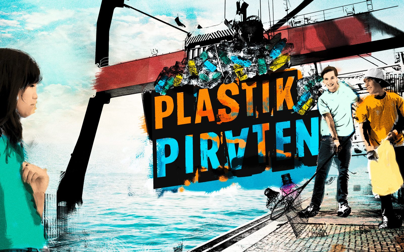 Year of Science 2016-17: Plastic Pirates