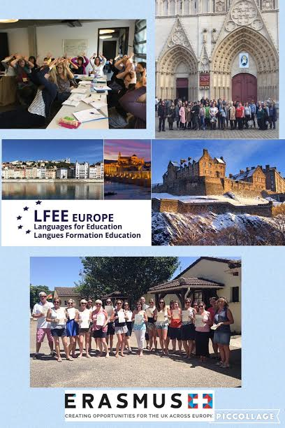 Immersion Courses In France Amp Spain For Primary And