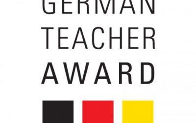 German Teacher Awards 2017 – Extended Deadline