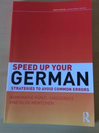 Does your German need speeding up?