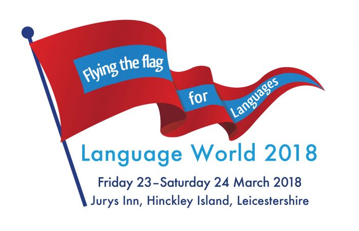 Submit a talk/workshop proposal for Language World