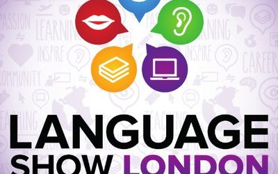Come and support ALL at the Language Show London
