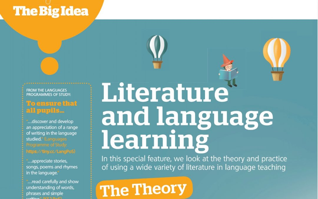 Literature and Language Learning