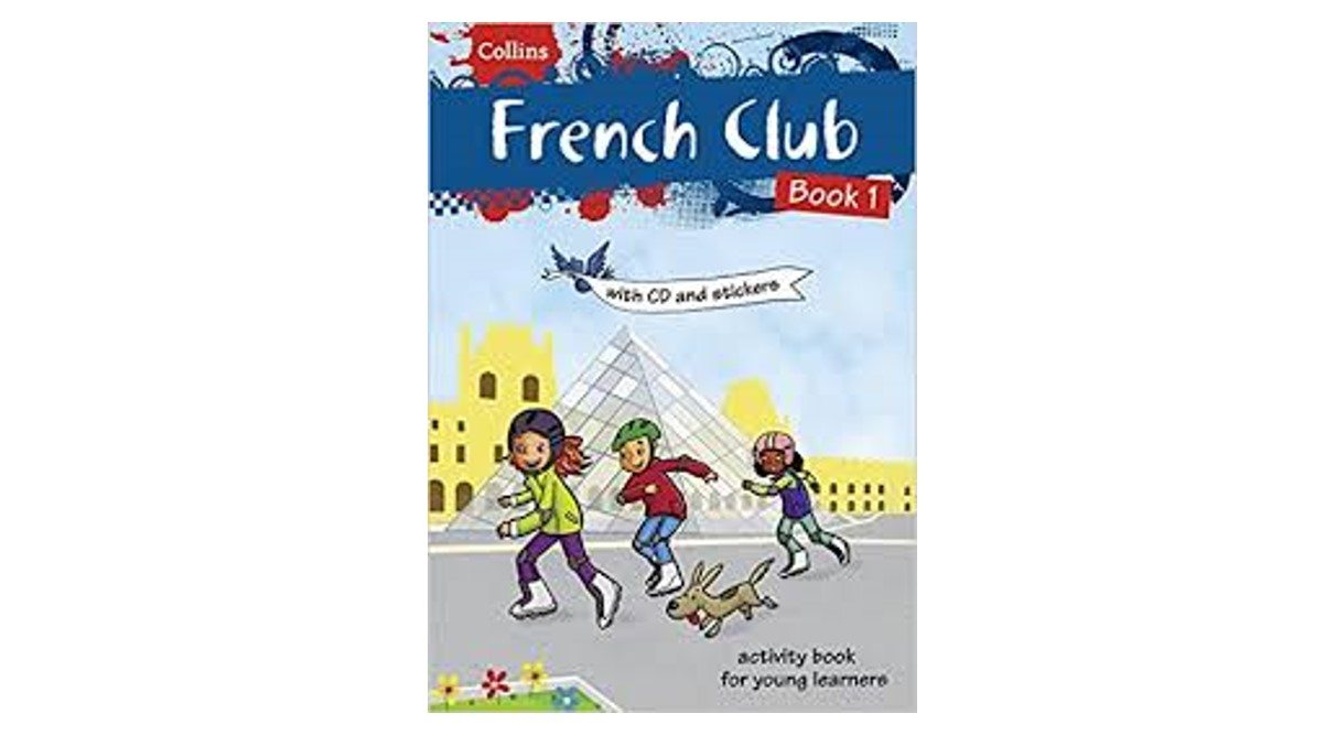 Review:- Collins French Club – Book 1