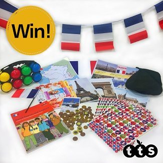 European Day of Languages Giveawaywith TTS Group