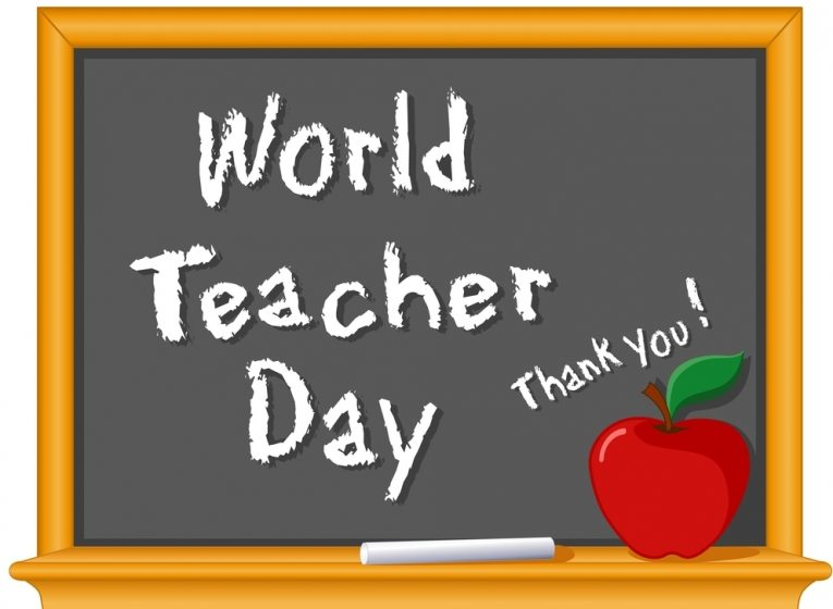 Celebrating World Teacher's Day