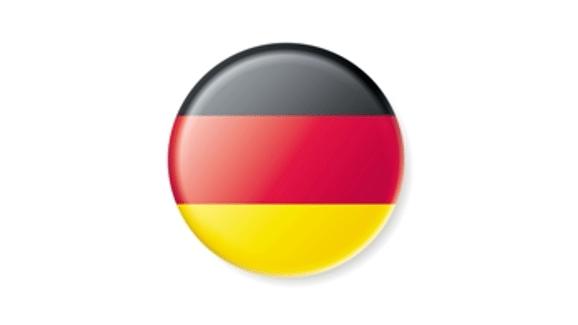 Let's hear it for German!