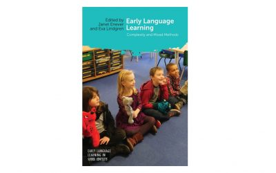 Early Language Learning: Complexity and Mixed Methods