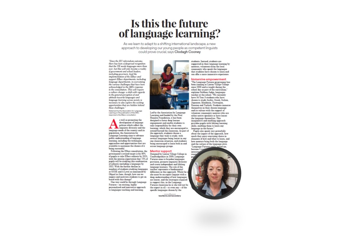 Is this the future of language learning?