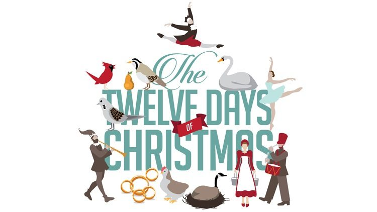 Celebrate 12 days of Christmas with ALL