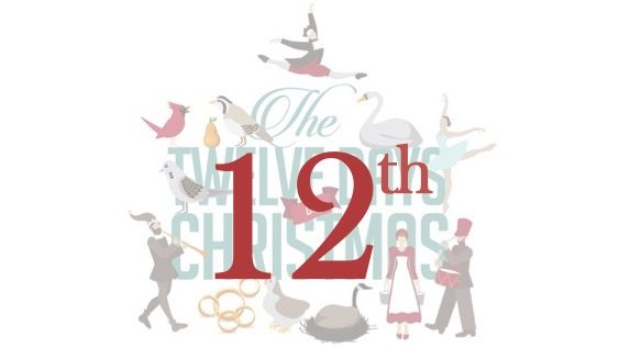 And on the 12th day of Christmas from ALL …