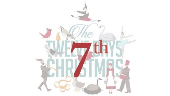 Day 7… of 12 days of Christmas from ALL