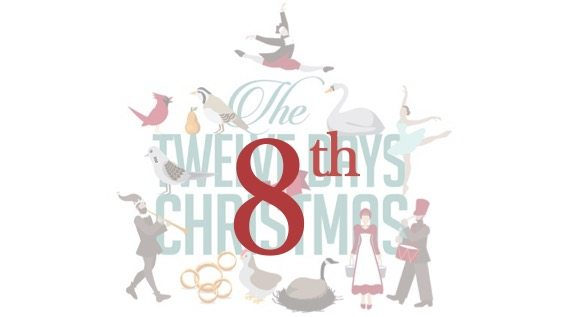 Day 8… of 12 days of Christmas from ALL