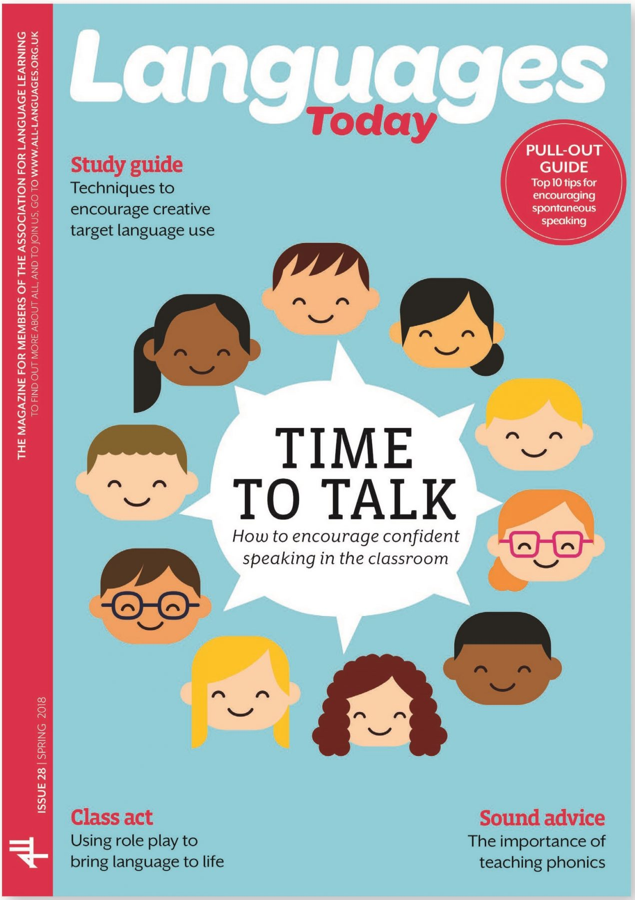 home association for language learning the latest edition of languages today is now available in the all shop