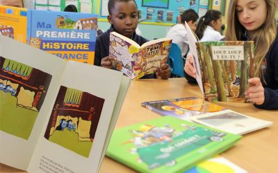 World Book Day – a great excuse to explore a foreign language book