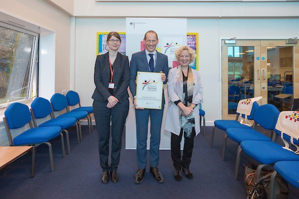 A new partner school for the Goethe-Institut