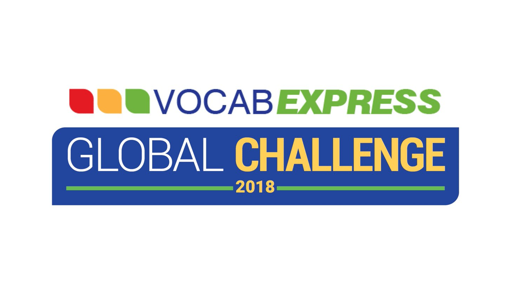 Vocab Express Global Challenge 2018