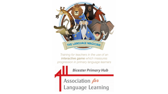 ALL Bicester Primary Hub training event on The Language Magician