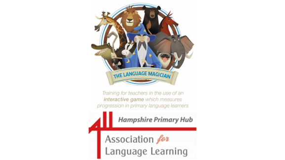 ALL Hampshire Primary Hub training event on The Language Magician