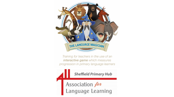 ALL Sheffield Primary Hub training event on The Language Magician