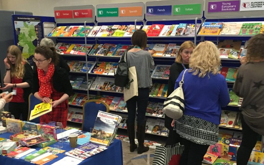 Language World 2019 Exhibition – Showcasing the latest in language learning resources