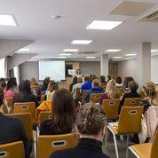 delegates in workshop session 3