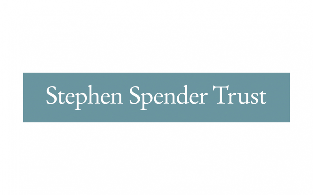 The Stephen Spender Prize 2018