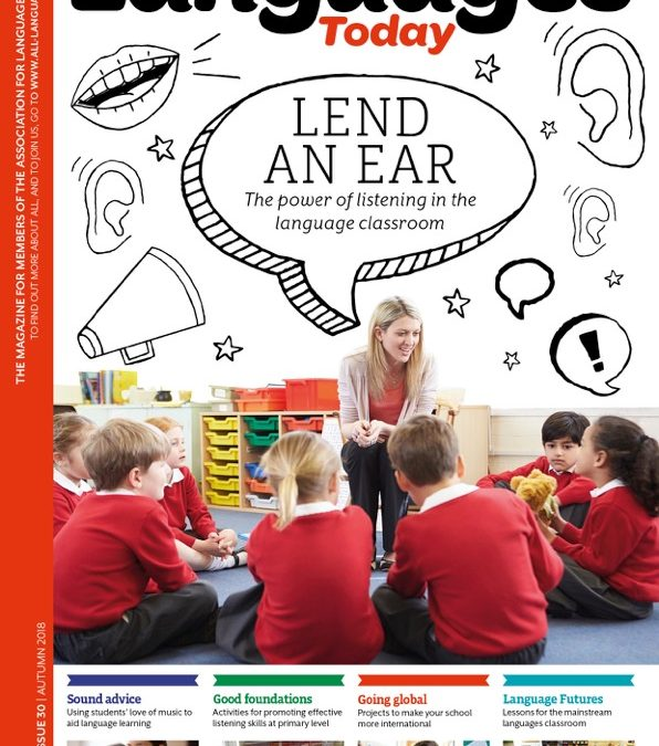 A Taste of Languages Today: Lend an Ear