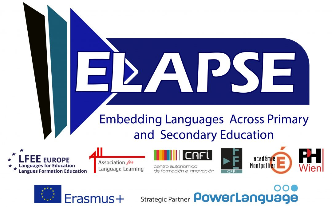 ELAPSE – Embedding Languages across Primary and Secondary Education