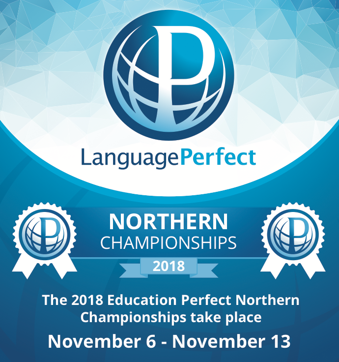 Language Perfect Northern Championships