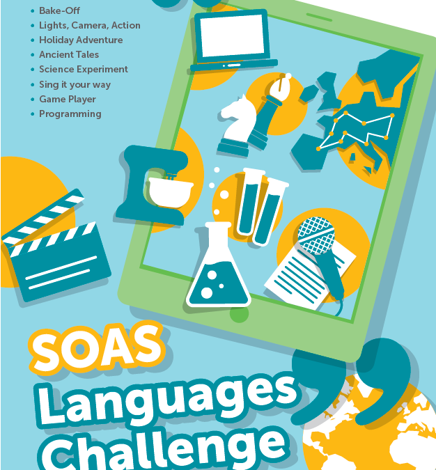 SOAS Languages Challenge for Year 8 to 10 students