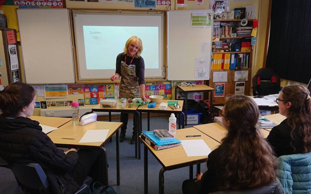 Review of A-level German Essay Writing Workshop