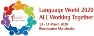Language World 2020 – Save the Date!