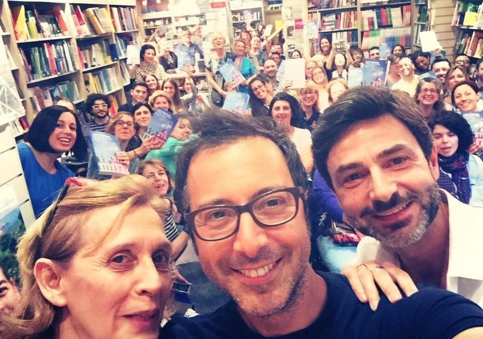 Events at the European Bookshop and Italian Bookshop